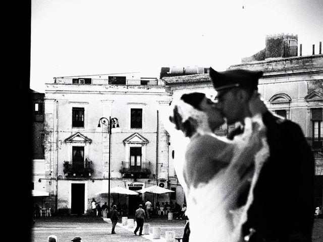 Il matrimonio di Daniele e Rosy a Grammichele, Catania 36