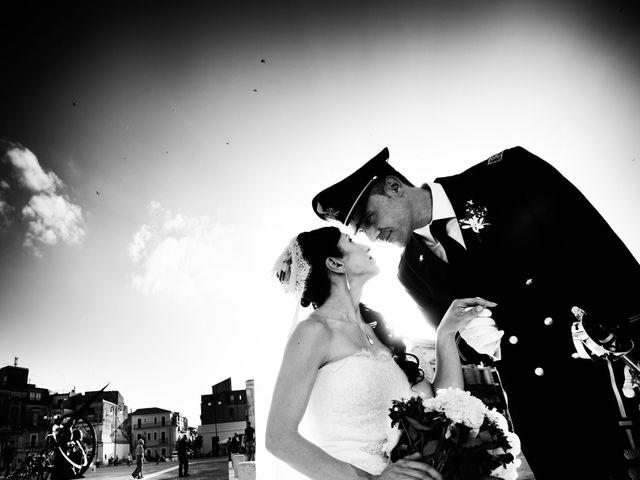 Il matrimonio di Daniele e Rosy a Grammichele, Catania 39