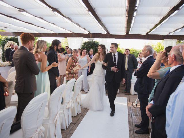 Il matrimonio di Diego e Rossella a Castellammare di Stabia, Napoli 30