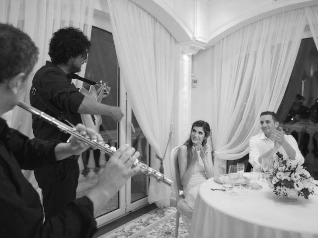Il matrimonio di Diego e Rossella a Castellammare di Stabia, Napoli 34