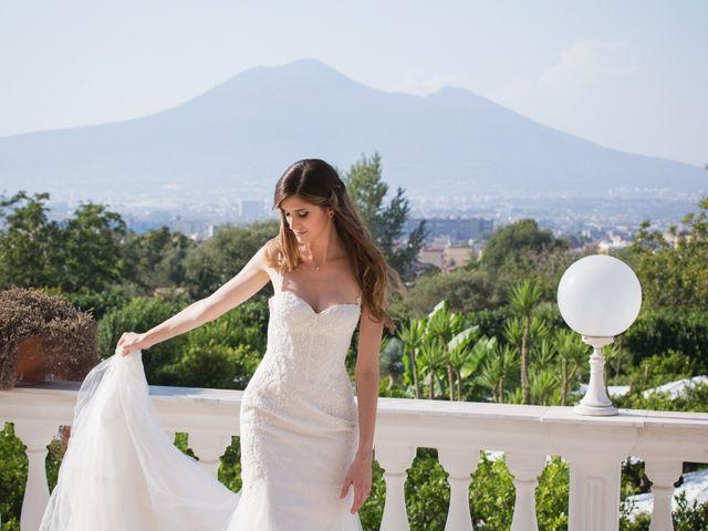 Il matrimonio di Diego e Rossella a Castellammare di Stabia, Napoli 40