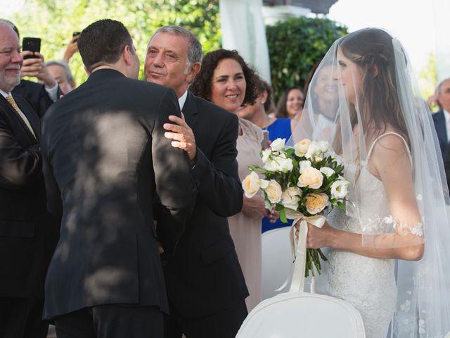 Il matrimonio di Diego e Rossella a Castellammare di Stabia, Napoli 43