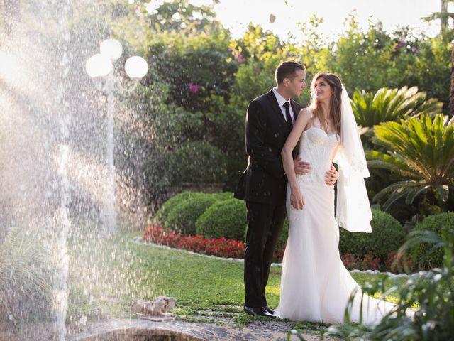 Il matrimonio di Diego e Rossella a Castellammare di Stabia, Napoli 46