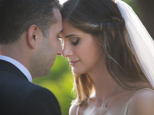 le nozze di Rossella e Diego