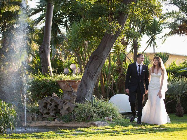 Il matrimonio di Diego e Rossella a Castellammare di Stabia, Napoli 47