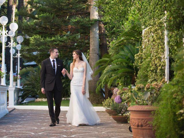 Il matrimonio di Diego e Rossella a Castellammare di Stabia, Napoli 49