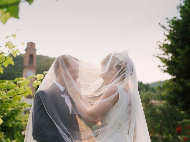 Le nozze di Anna e Andrea