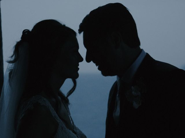 le nozze di Kristin e Brando