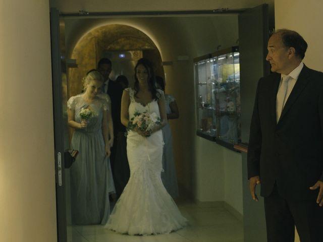 Il matrimonio di Brando e Kristin a Portovenere, La Spezia 11