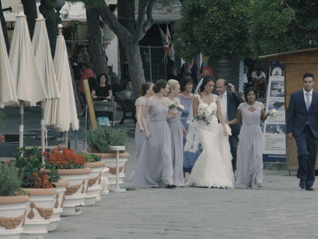 Il matrimonio di Brando e Kristin a Portovenere, La Spezia 12