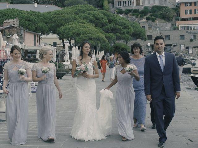 Il matrimonio di Brando e Kristin a Portovenere, La Spezia 14