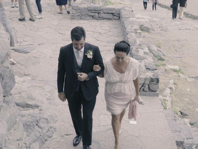 Il matrimonio di Brando e Kristin a Portovenere, La Spezia 15