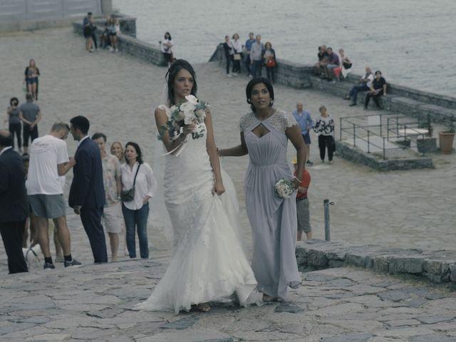 Il matrimonio di Brando e Kristin a Portovenere, La Spezia 16