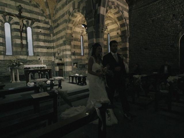 Il matrimonio di Brando e Kristin a Portovenere, La Spezia 19