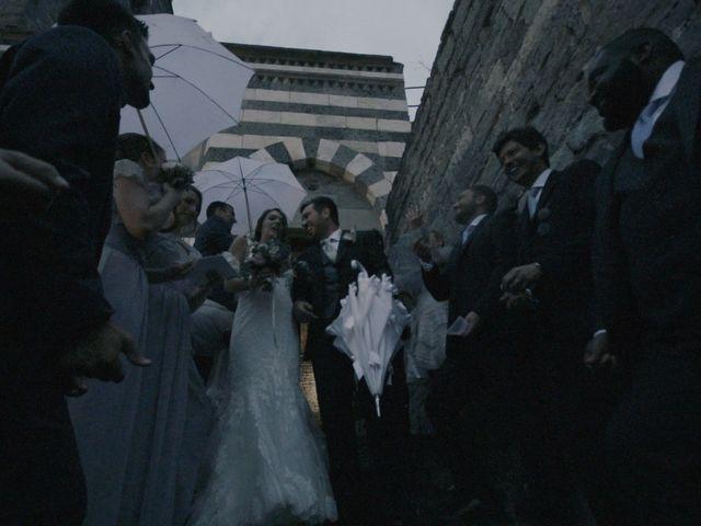 Il matrimonio di Brando e Kristin a Portovenere, La Spezia 20