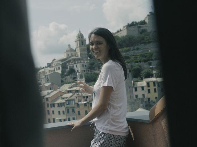 Il matrimonio di Brando e Kristin a Portovenere, La Spezia 42