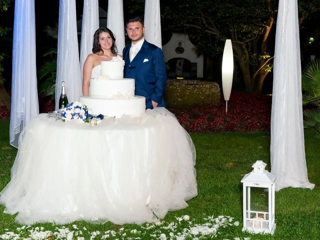 le nozze di Fabiola e Giuseppe