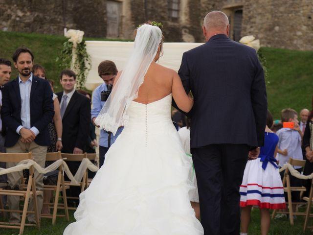 Il matrimonio di Alex e Francesca a Sala Baganza, Parma 9