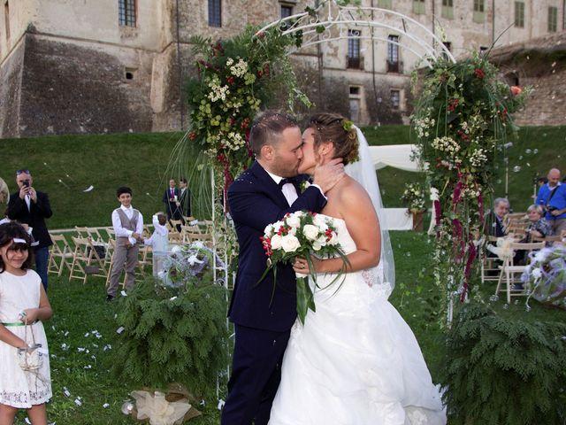 Il matrimonio di Alex e Francesca a Sala Baganza, Parma 12