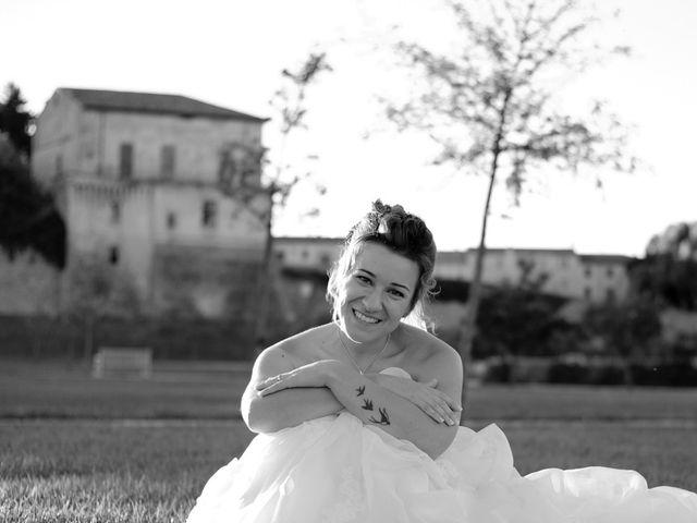 Il matrimonio di Alex e Francesca a Sala Baganza, Parma 17