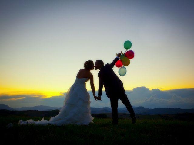 Il matrimonio di Alex e Francesca a Sala Baganza, Parma 23