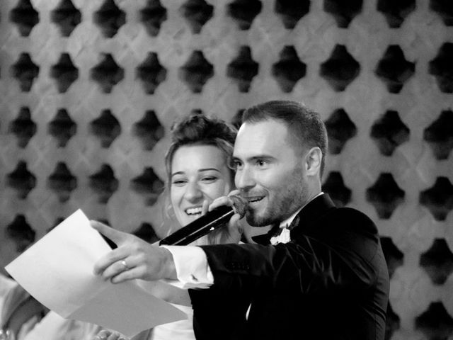 Il matrimonio di Alex e Francesca a Sala Baganza, Parma 28