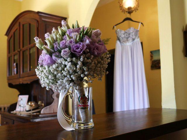 Il matrimonio di Francesc e Lara a Trevignano Romano, Roma 5