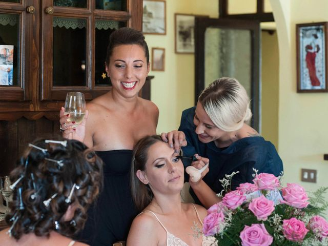 Il matrimonio di Francesc e Lara a Trevignano Romano, Roma 6