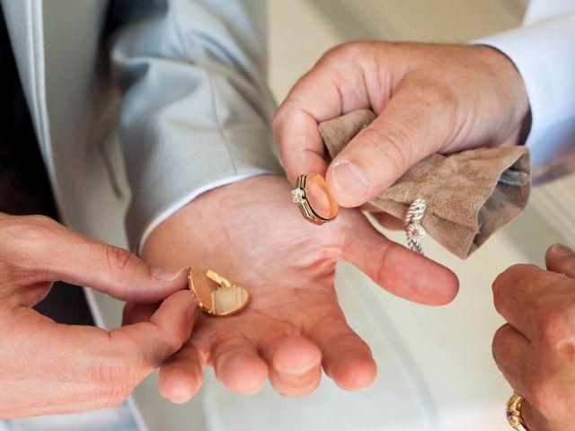 Il matrimonio di Francesc e Lara a Trevignano Romano, Roma 9