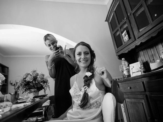 Il matrimonio di Francesc e Lara a Trevignano Romano, Roma 14