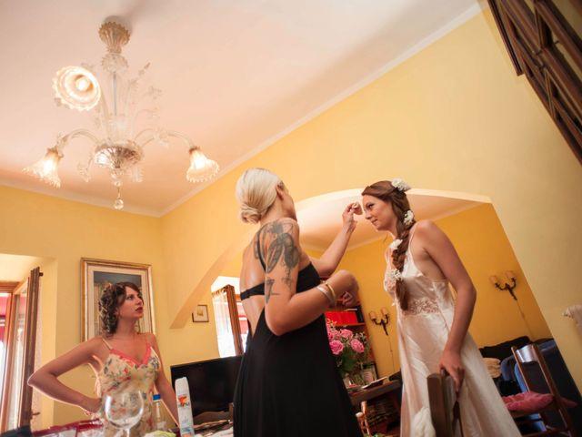 Il matrimonio di Francesc e Lara a Trevignano Romano, Roma 15