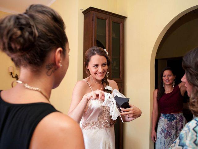 Il matrimonio di Francesc e Lara a Trevignano Romano, Roma 19
