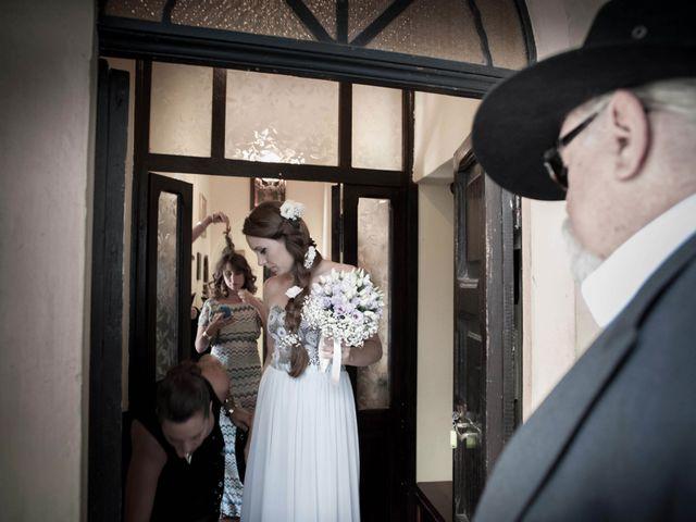 Il matrimonio di Francesc e Lara a Trevignano Romano, Roma 21
