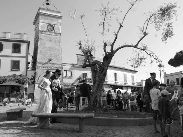 Il matrimonio di Francesc e Lara a Trevignano Romano, Roma 22