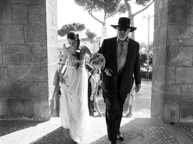 Il matrimonio di Francesc e Lara a Trevignano Romano, Roma 23