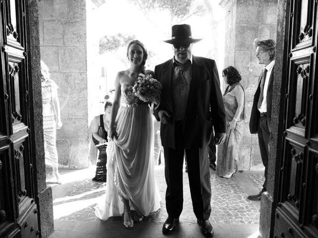 Il matrimonio di Francesc e Lara a Trevignano Romano, Roma 24