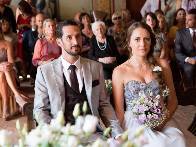 Il matrimonio di Francesc e Lara a Trevignano Romano, Roma 27