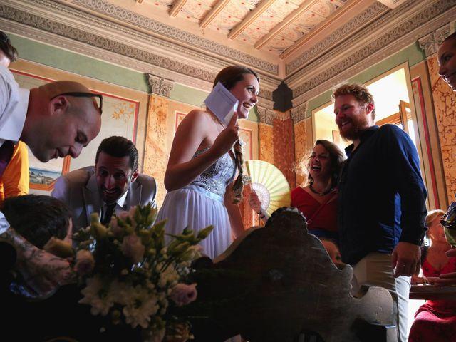 Il matrimonio di Francesc e Lara a Trevignano Romano, Roma 29