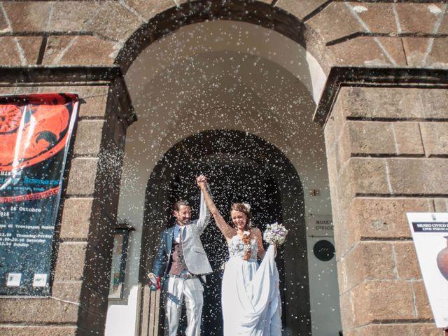 Il matrimonio di Francesc e Lara a Trevignano Romano, Roma 31
