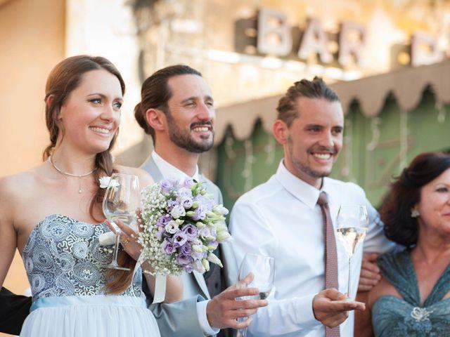 Il matrimonio di Francesc e Lara a Trevignano Romano, Roma 32