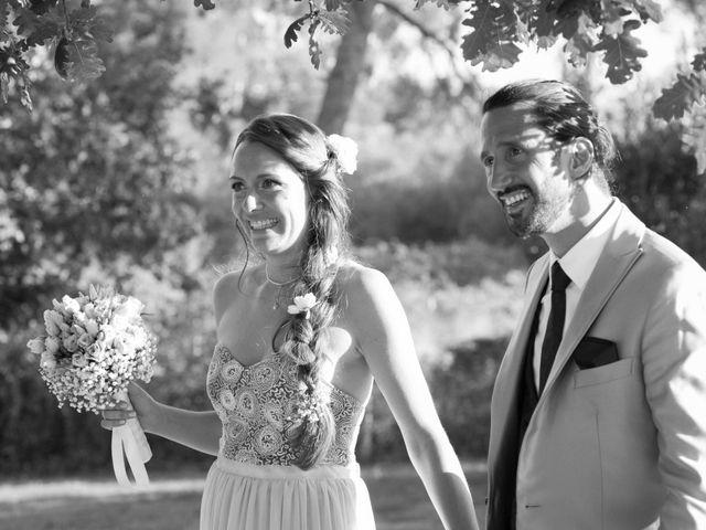 Il matrimonio di Francesc e Lara a Trevignano Romano, Roma 35