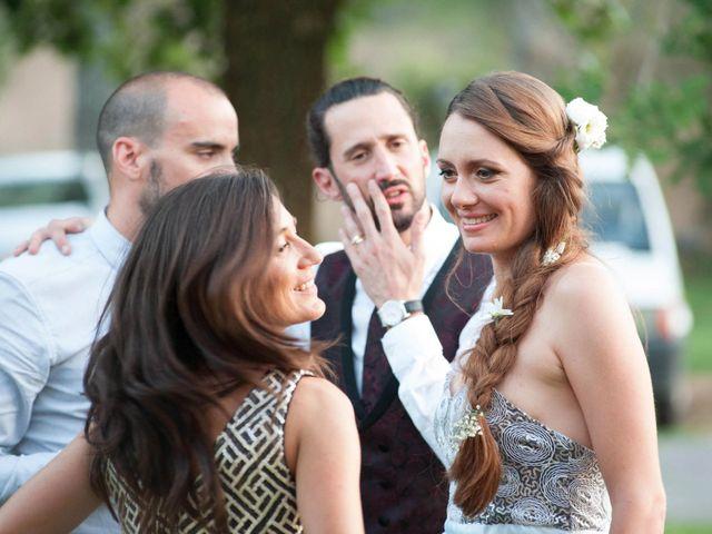 Il matrimonio di Francesc e Lara a Trevignano Romano, Roma 43