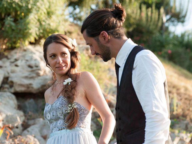 Il matrimonio di Francesc e Lara a Trevignano Romano, Roma 44