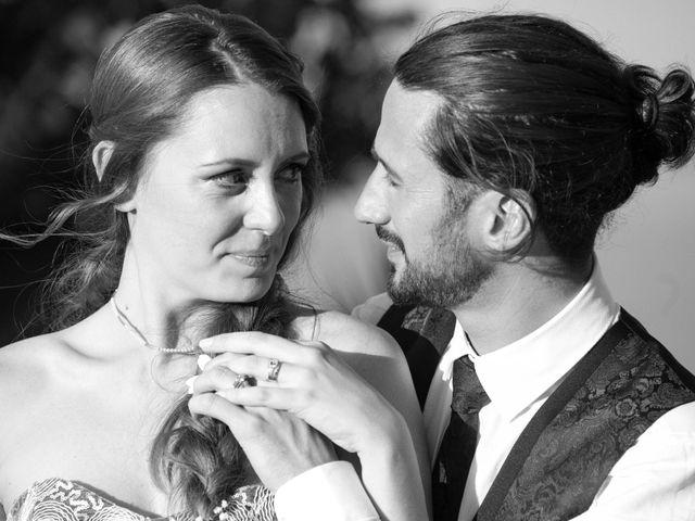 Il matrimonio di Francesc e Lara a Trevignano Romano, Roma 45