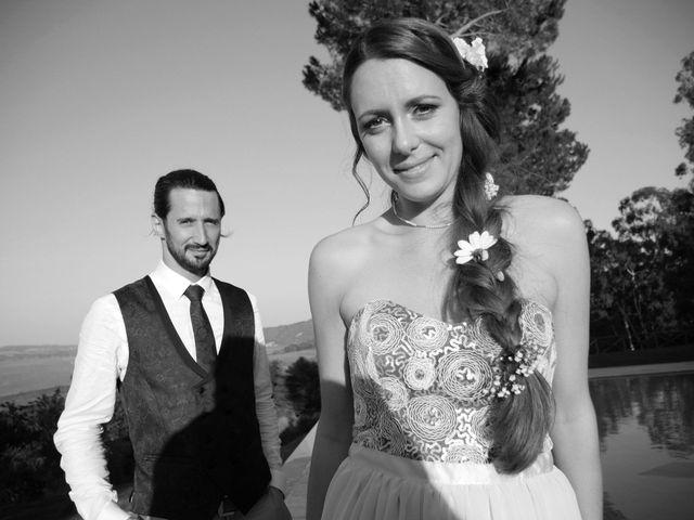 Il matrimonio di Francesc e Lara a Trevignano Romano, Roma 48