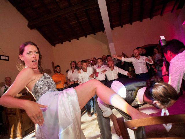 Il matrimonio di Francesc e Lara a Trevignano Romano, Roma 52