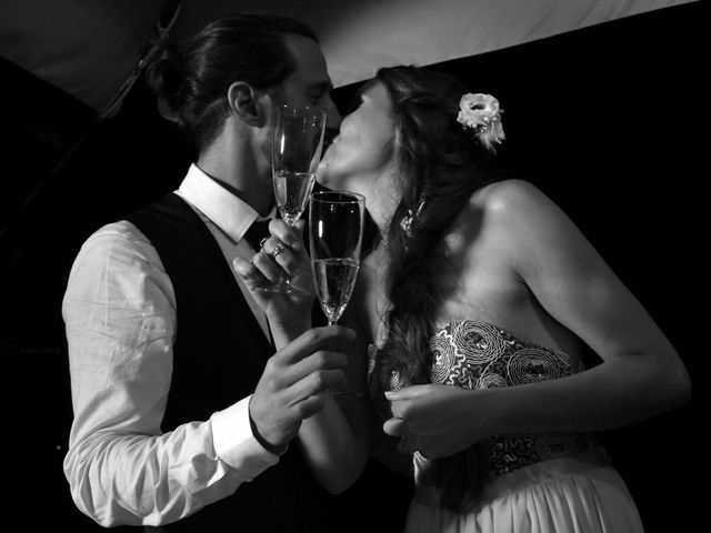 Le nozze di Lara e Francesc