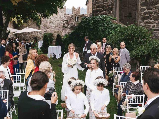 Il matrimonio di Davide e Flora a Gressan, Aosta 2