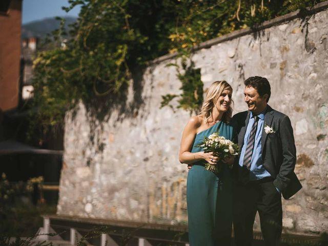 Il matrimonio di Davide e Flora a Gressan, Aosta 4