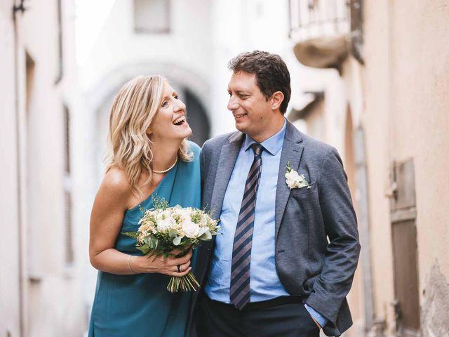 Il matrimonio di Davide e Flora a Gressan, Aosta 5